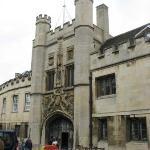 Trinity College ภาพถ่าย