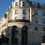 our hotel - Hotel l'Elysee, near Disneyland