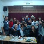 Que familia grandiosa!!