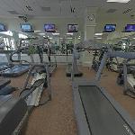 Fitness Cardio room