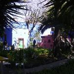 Casa de Frida.