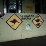 Kangaroo BakPak, première auberge de jeunesse
