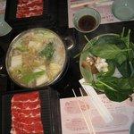 牛肉火鍋 (Shabu Shabu)