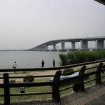 Jembatan Danau Biwa