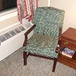 A/C & Chair