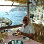 lunch at fontalina