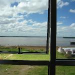 Vista desde la habitacion