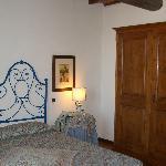 Private Double Room - Hotel Monteriggioni