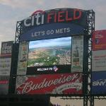 New York - Maxi schermo Citi Field