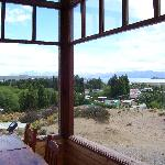 Vista del Lago Argentino