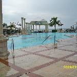 a photo of the pool area at Sandals