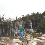 Zac.. Mount Washington, New Hampshire, September 1998