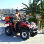 Quad bike fun