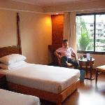 曼谷帕拉佐酒店