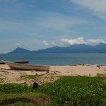 Kitschbild auf Satang Island III