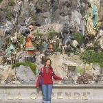 En la Basilica de Guadalupe