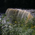 Taquamenon Falls, Mi 9/4/09