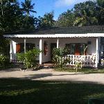 il nostro bungalow a 20 m dalla spiaggia