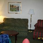 Springhill Nashville sitting room