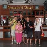 Picture with 'Mama Chiang Mai' great staff