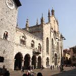 The Duomo (also a 5 min walk)
