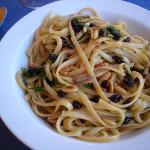 Spaghetti del postino