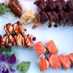 Sushi what?  I don't recall but it sure is pretty!
