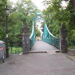 Zielony Mostek The Green Bridge