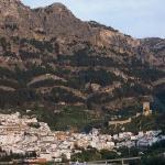 El pueblo de Cazorla entre las montañas