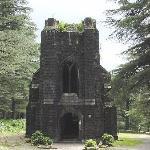 Kirche nahe Mc Leodganj