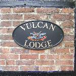 Vulcan Lodge Placque