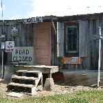 One of the Shacks on Property