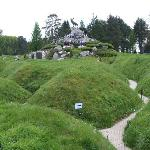 Newfoundland memorial Park is nearby