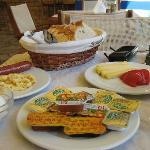 The Big Angelica Breakfast!