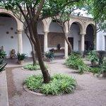 Chapel Courtyard No. 3