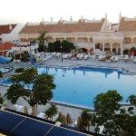 view of pool during day