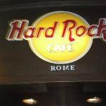 The Hard Rock in Rome.