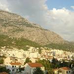 Makarska town