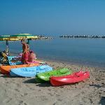 Hobby in spiaggia tutto gratis
