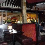Das Restaurant Moxie's