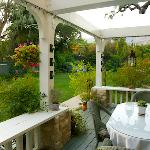 Balcony - The Lavender Inn Photo