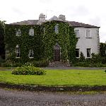 Front of Lisdonagh House