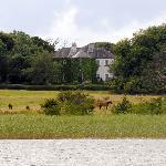 Lisdonagh from across the lake