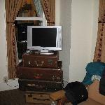 Fun TV stand