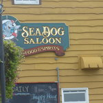 The Sea Dog Saloon