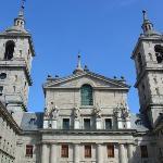 Real Monasterio de San Lorenzo de El Escorial ภาพถ่าย