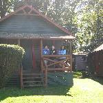 A Club Getaway cabin