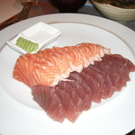 The freshest sashimi: all you can eat