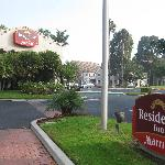 Oxnard Residence Inn Entrance