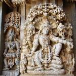 Somnathpura - sculpture